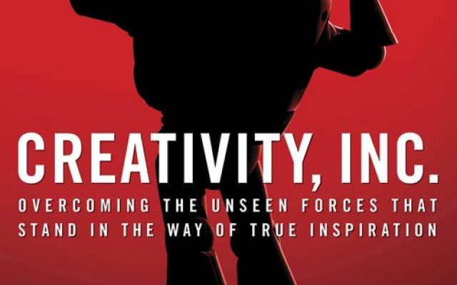 The brains trust, dailies & giving notes. Creative leadership lessons from Pixar.