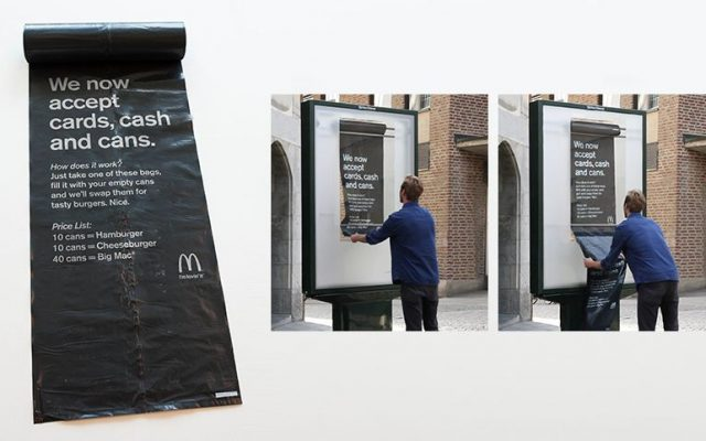 Mcdonalds festival campaign taps into currency trend