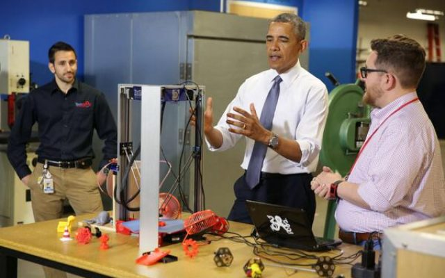 Innovation lab? Even the White House wants in on the act.