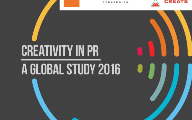 Creativity in PR 5th edition launches today!