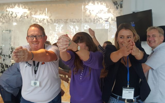 Bite-size creativity at ASOS Festival of Learning