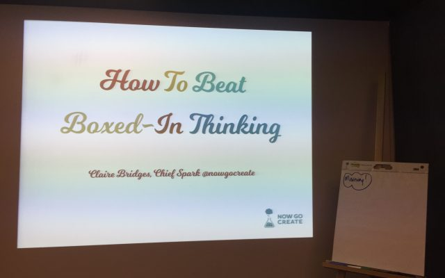 How To Beat Boxed-In Thinking
