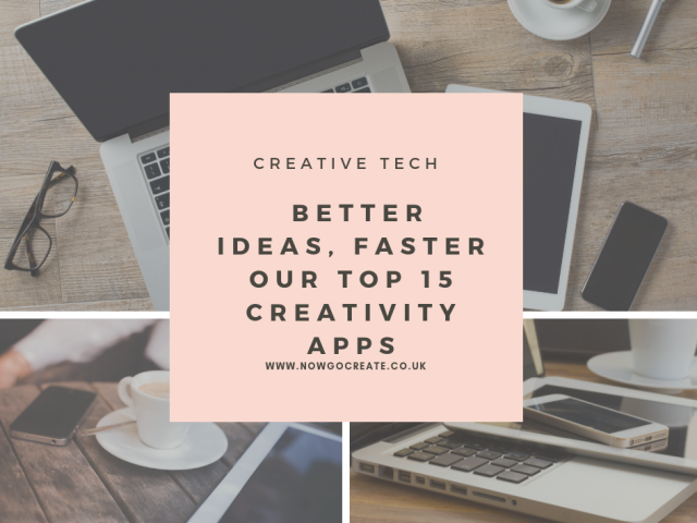 Our top 15 creativity apps – part 3