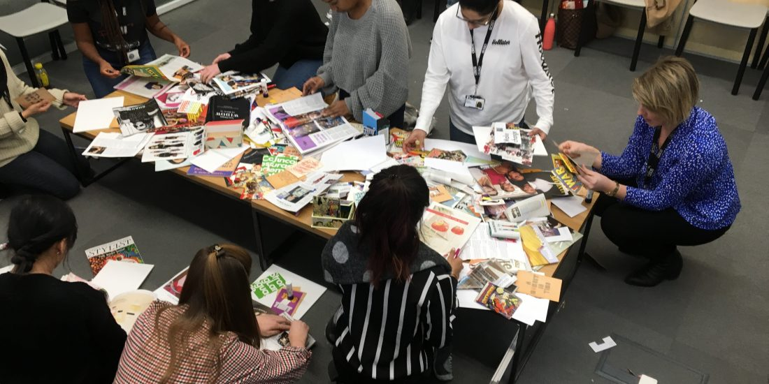 Bring your ideas to life with a vision board