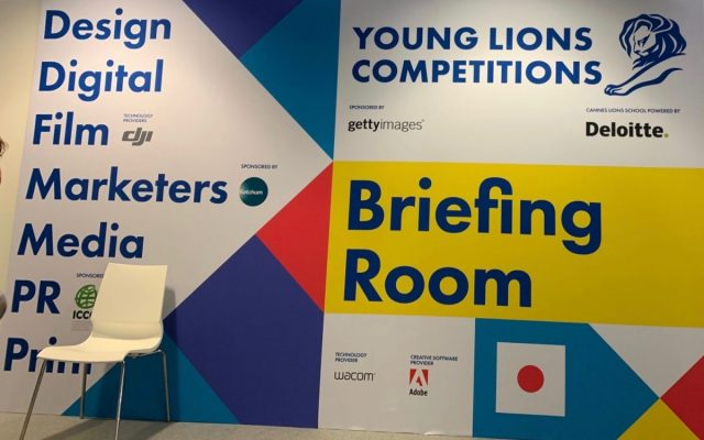 235 creative duos, 7 briefs, 24 hours – hear the Young Lions roar!