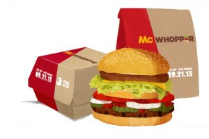 McWhopper creativity case study