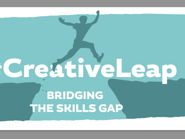 Join our biggest freebie ever, the Creative Leap!