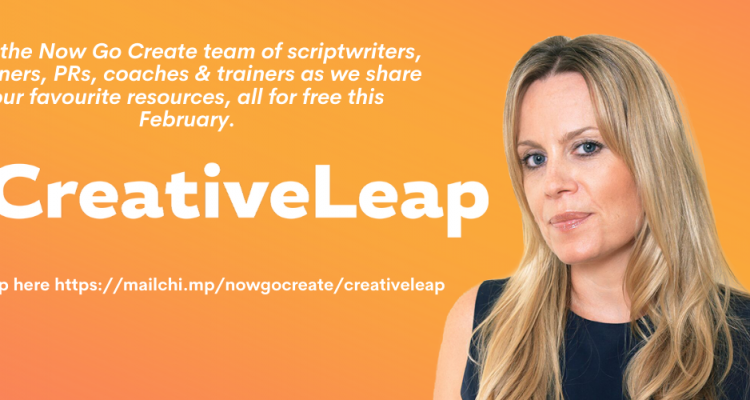 The Creative Leap is 2 weeks in – where have you been?