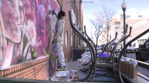 Denver project making art out of boarded up shops