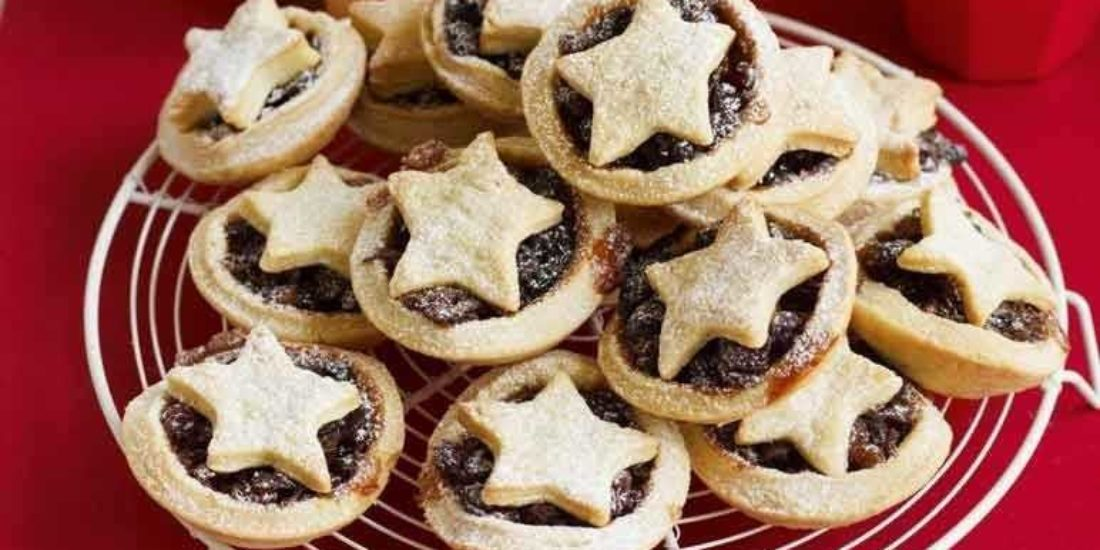 Who ate all the (mince) pies? How the humble treat is a rule-breaker
